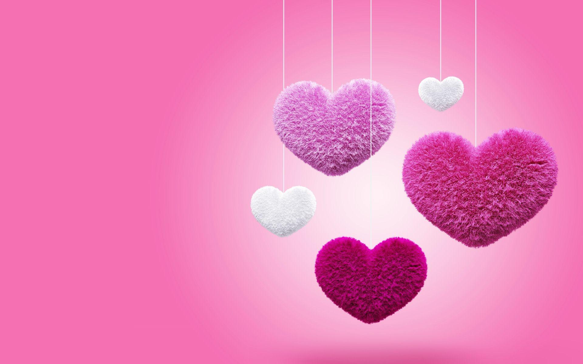 Pink Love Wallpaper 64 Images