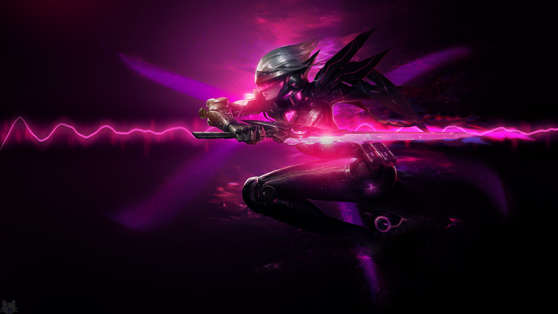1920x1080 Project Fiora League Of Legends Wallpapers HD