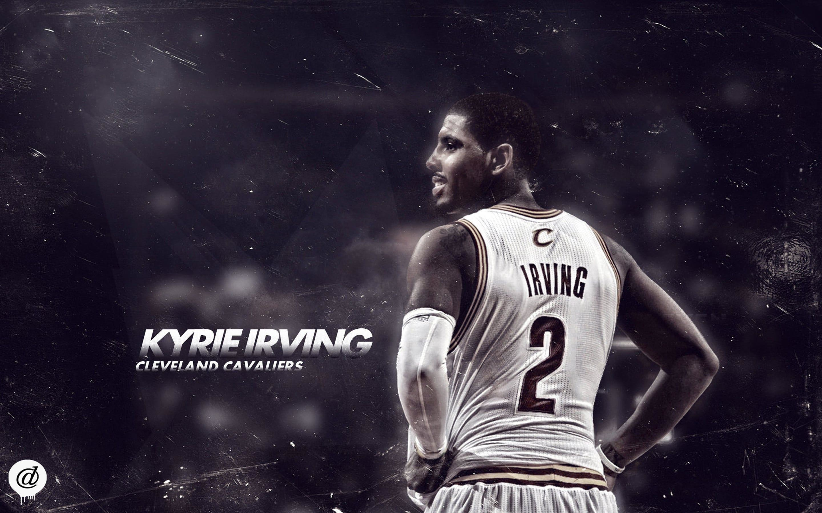 2880x1800 17+ Kyrie Irving wallpapers HD Logo, Cleveland, Cavs, basketball