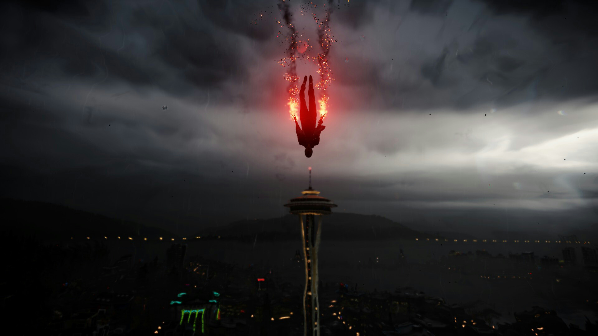 1920x1080 InFamous: Second Son Wallpapers HD