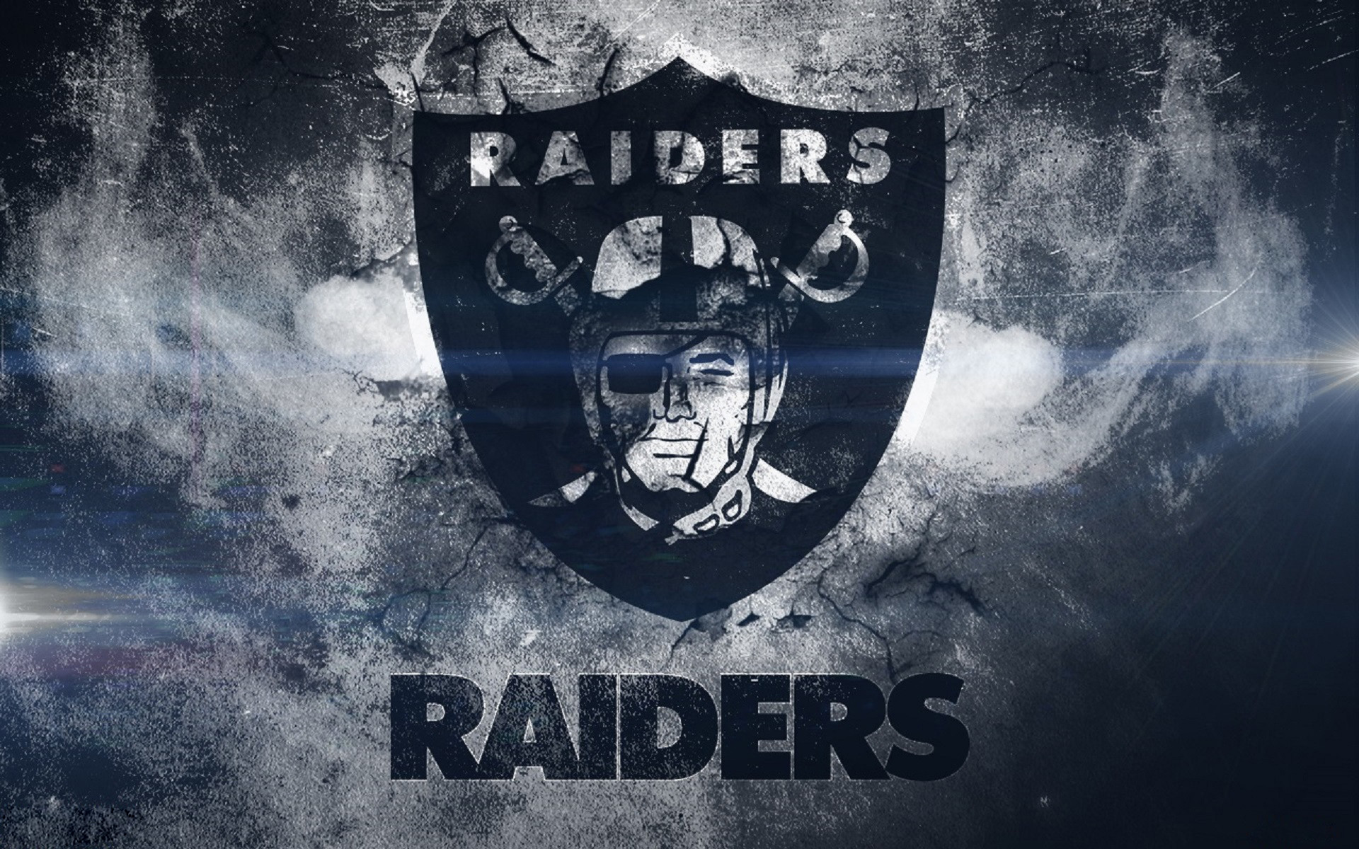 1920x1200 Oakland Raiders Wallpaper HD download.