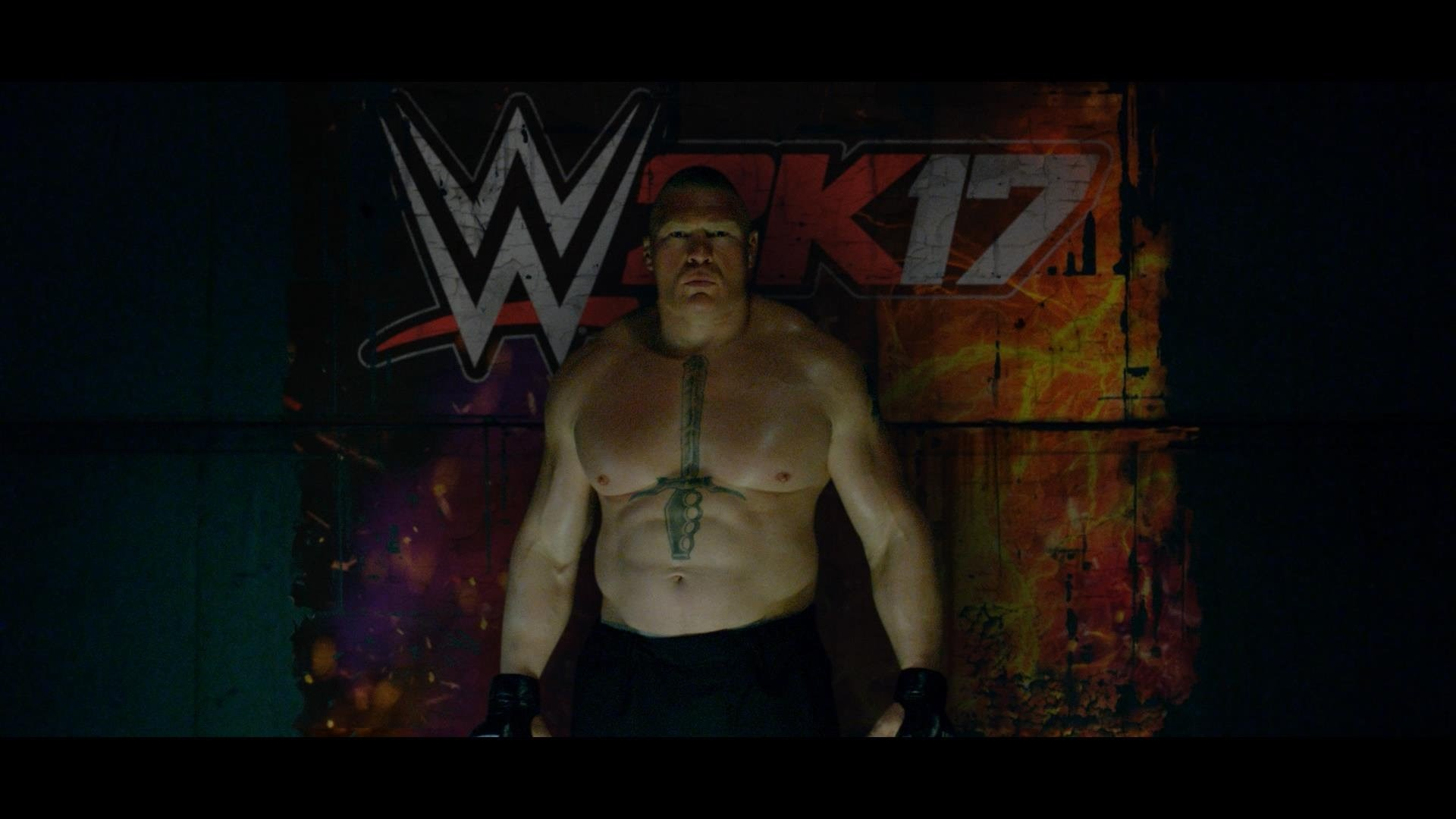 "1920x1080 BROCK LESNAR ""SUPLEX CITY"" TRAILER FOR WWE 2K17"
