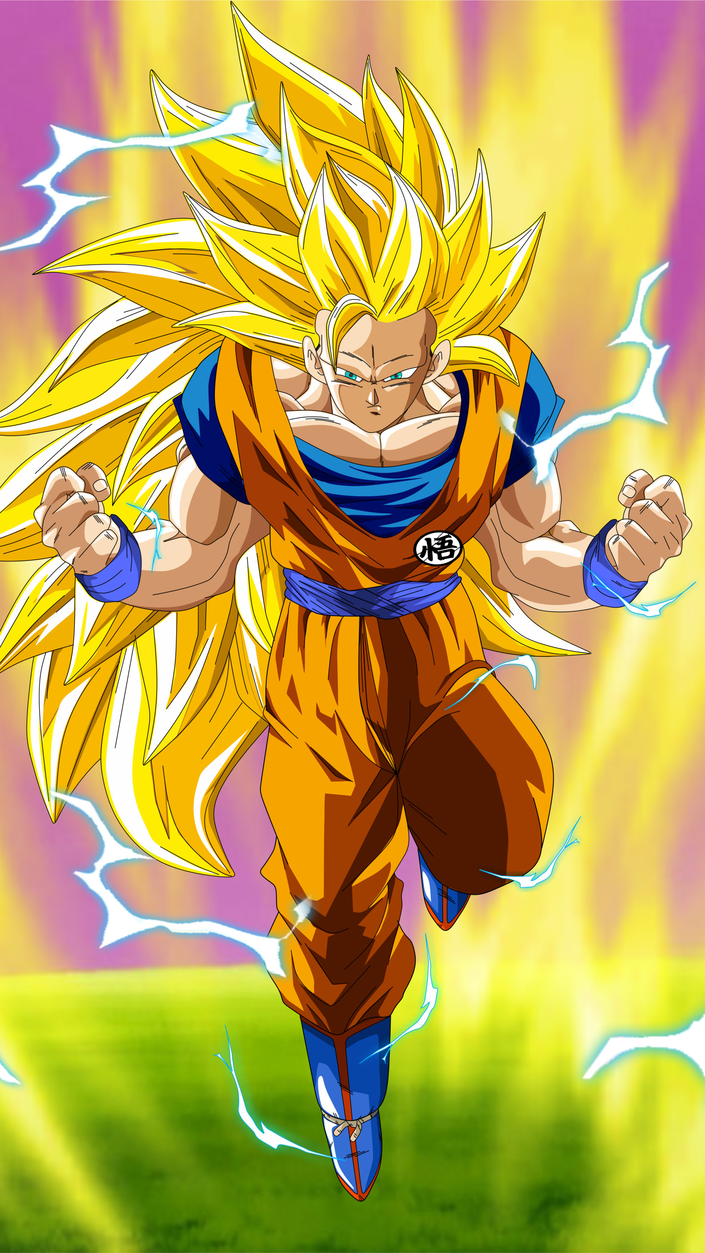 Goku super saiyan wallpaper 72 images - Super sayenne ...