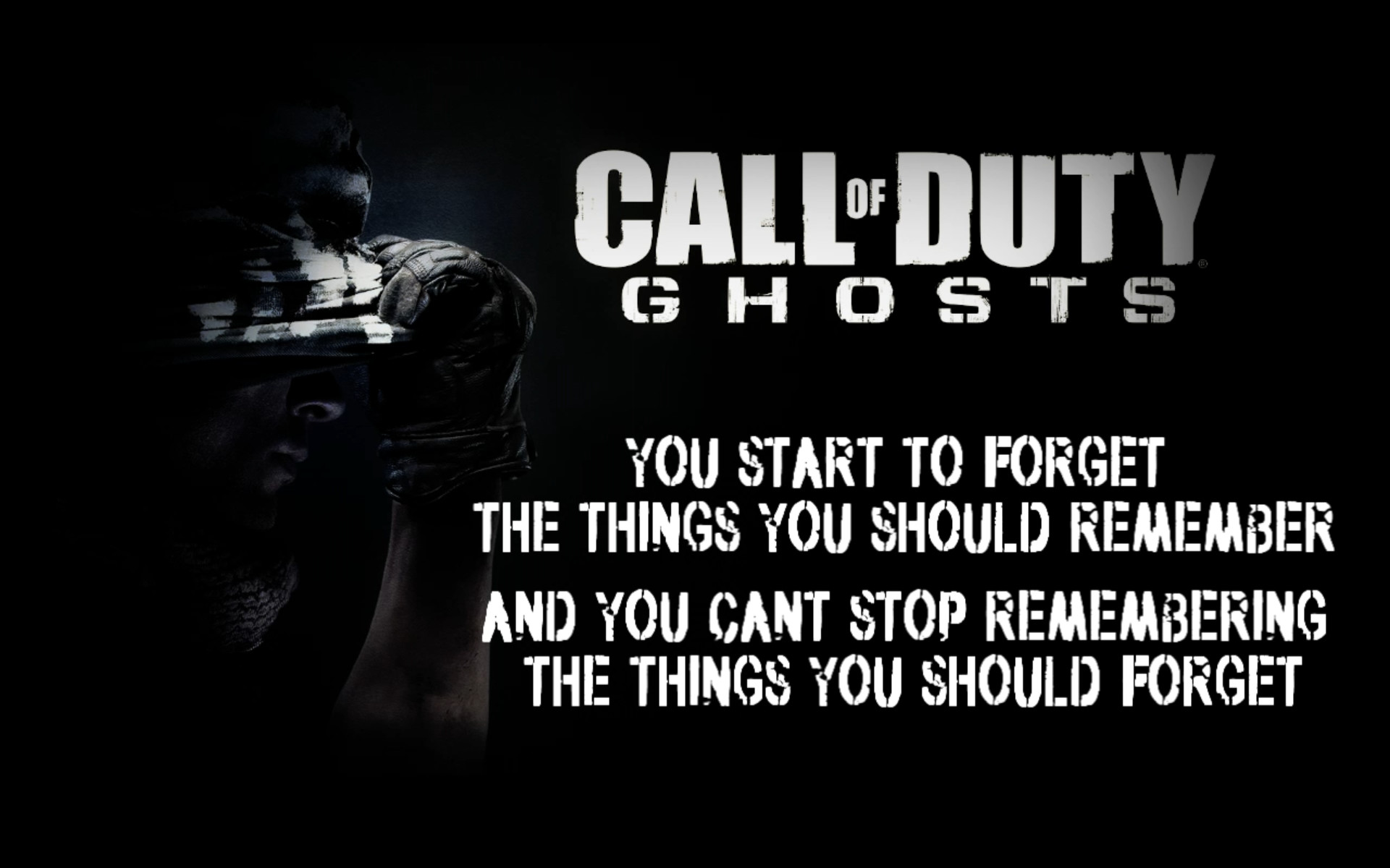 What We Learned From The Call Of Duty Ghosts Stream The Mary Sue