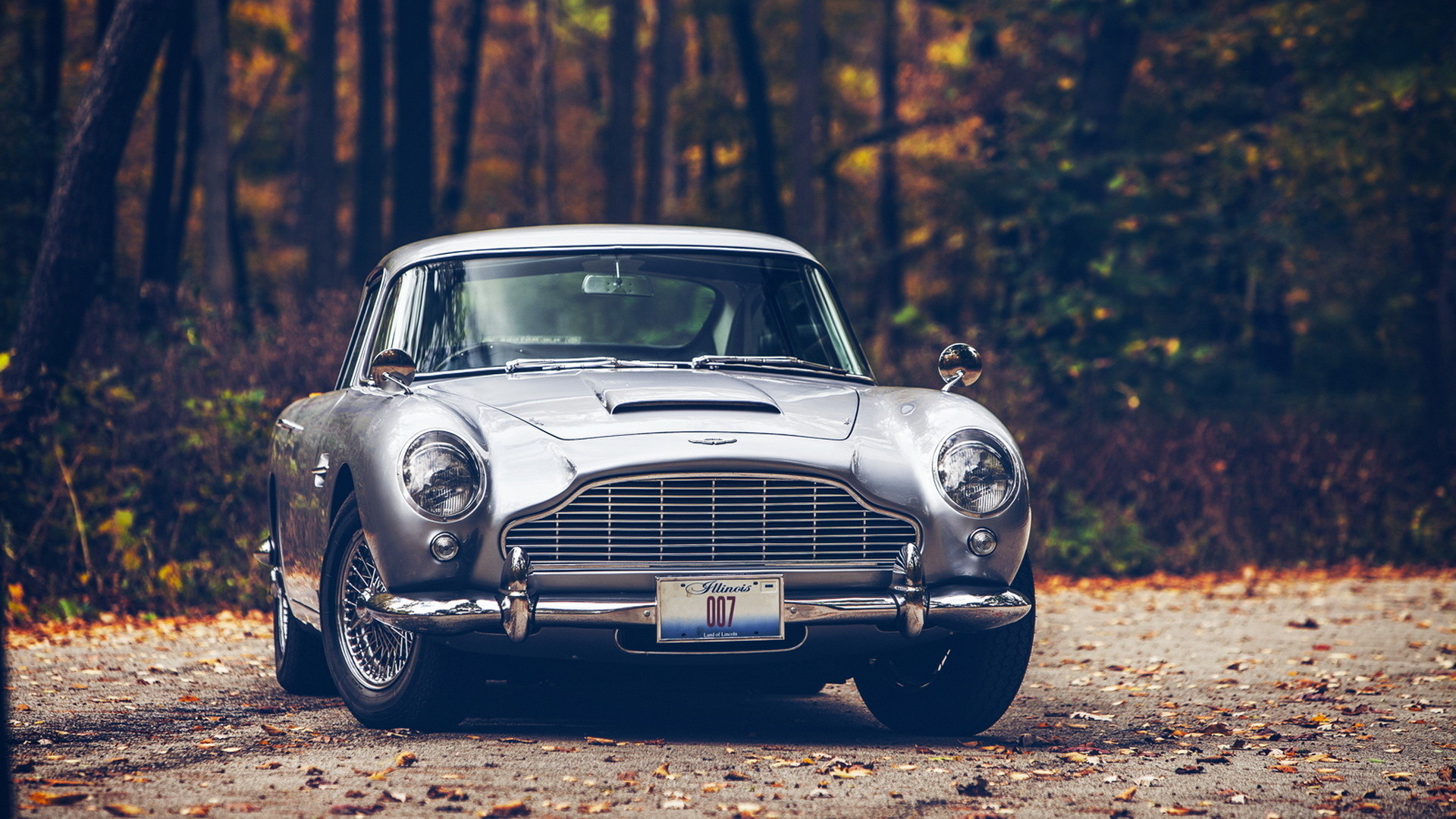 1920x1080 Preview wallpaper car, db5, aston martin
