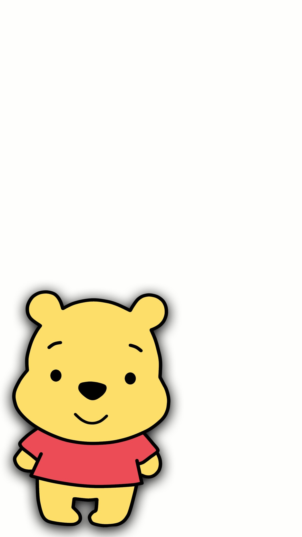 1242x2208 Bear Wallpaper, Hd Wallpaper Android, Wallpaper Backgrounds, Iphone  Wallpapers, Tumblers, Pooh Bear, Wall Papers, Backgrounds, Wallpapers