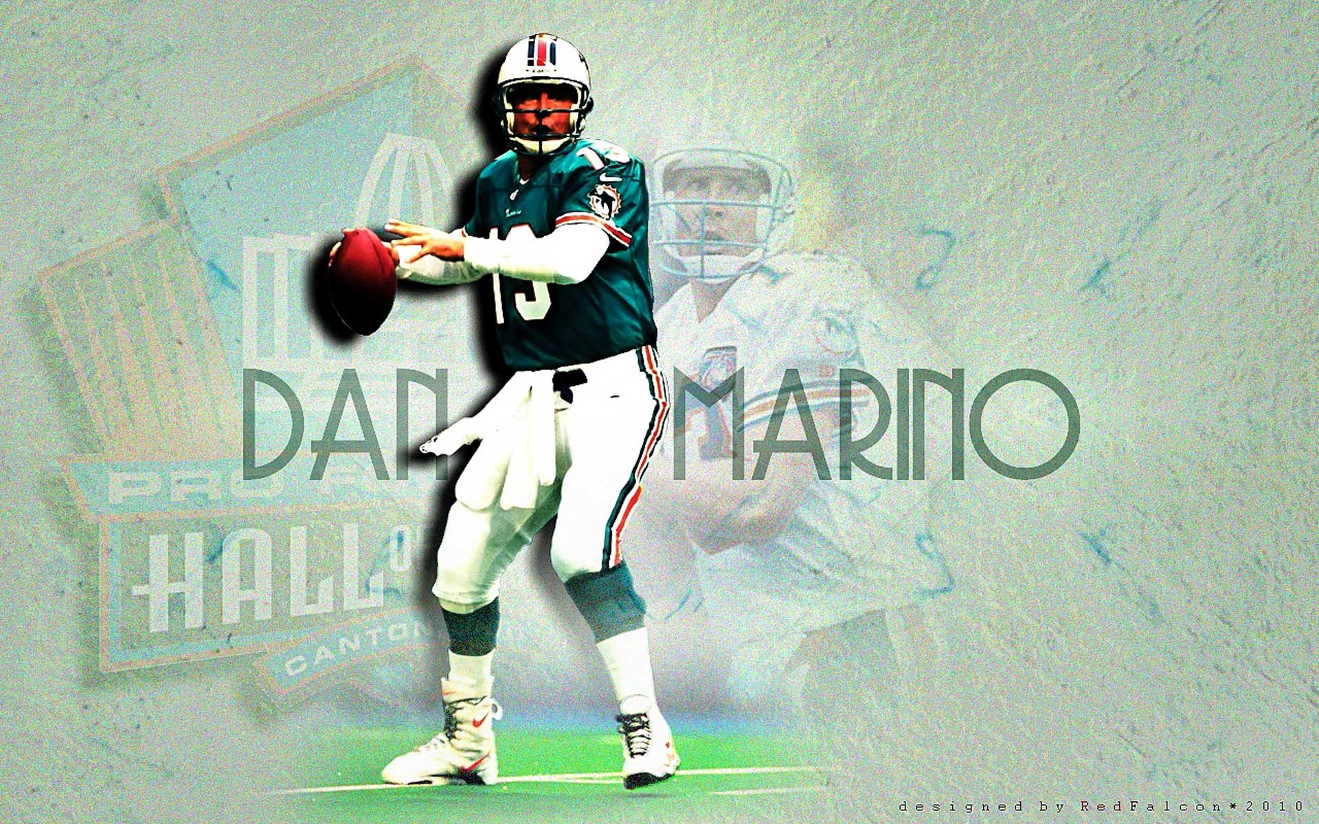 1920x1200 Download Miami Dolphins Dan Marino Wallpaper pictures in high .