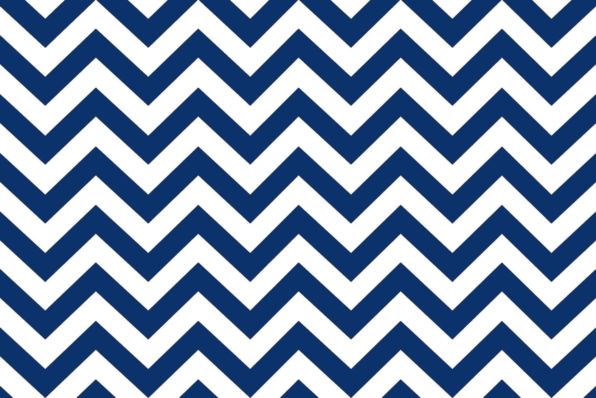 Home Design Blue Chevron Pattern Wallpaper Eclectic Expansive