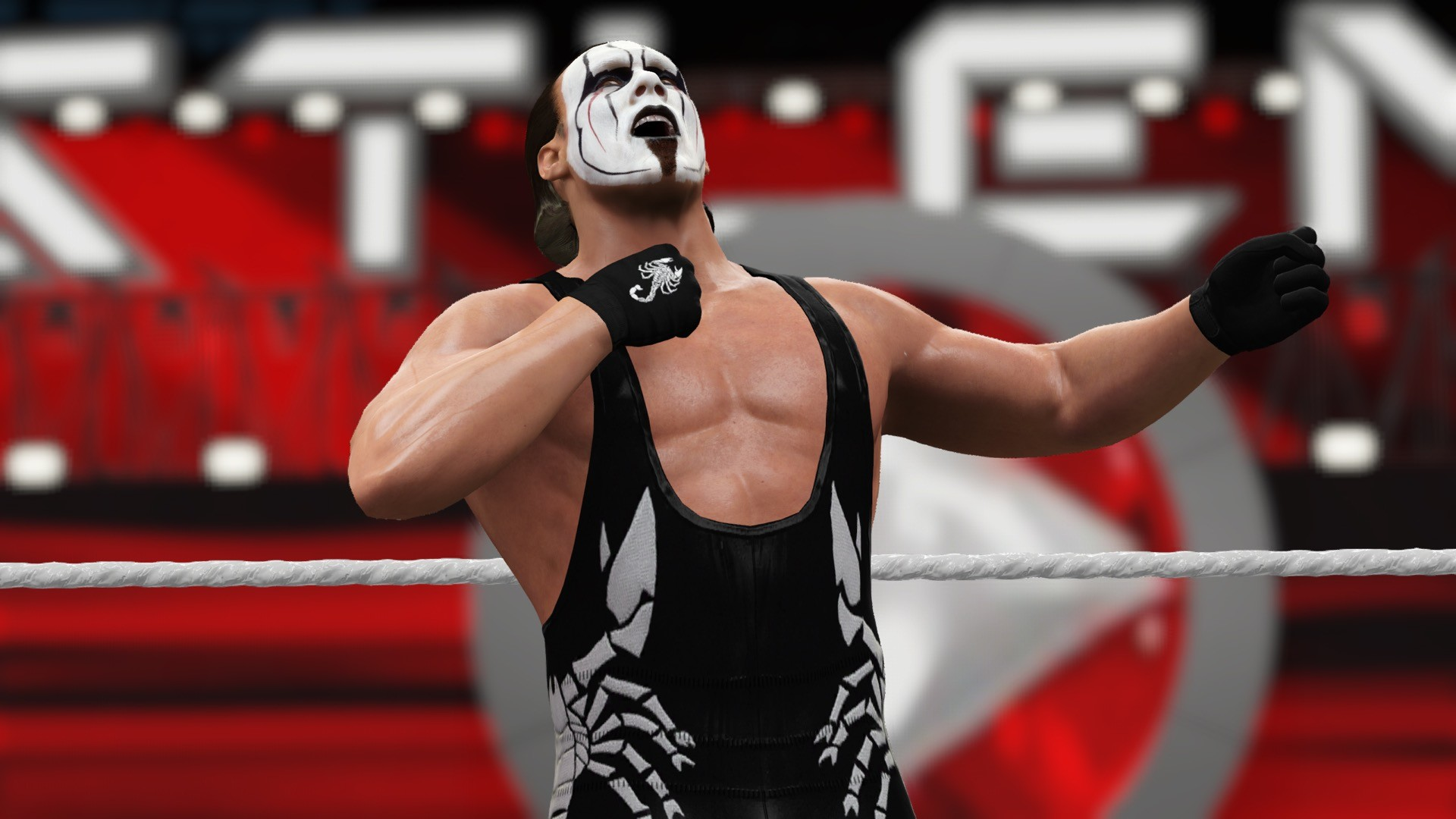 1920x1080 WWE 2K16 Celebrates Sting's Hall of Fame Induction