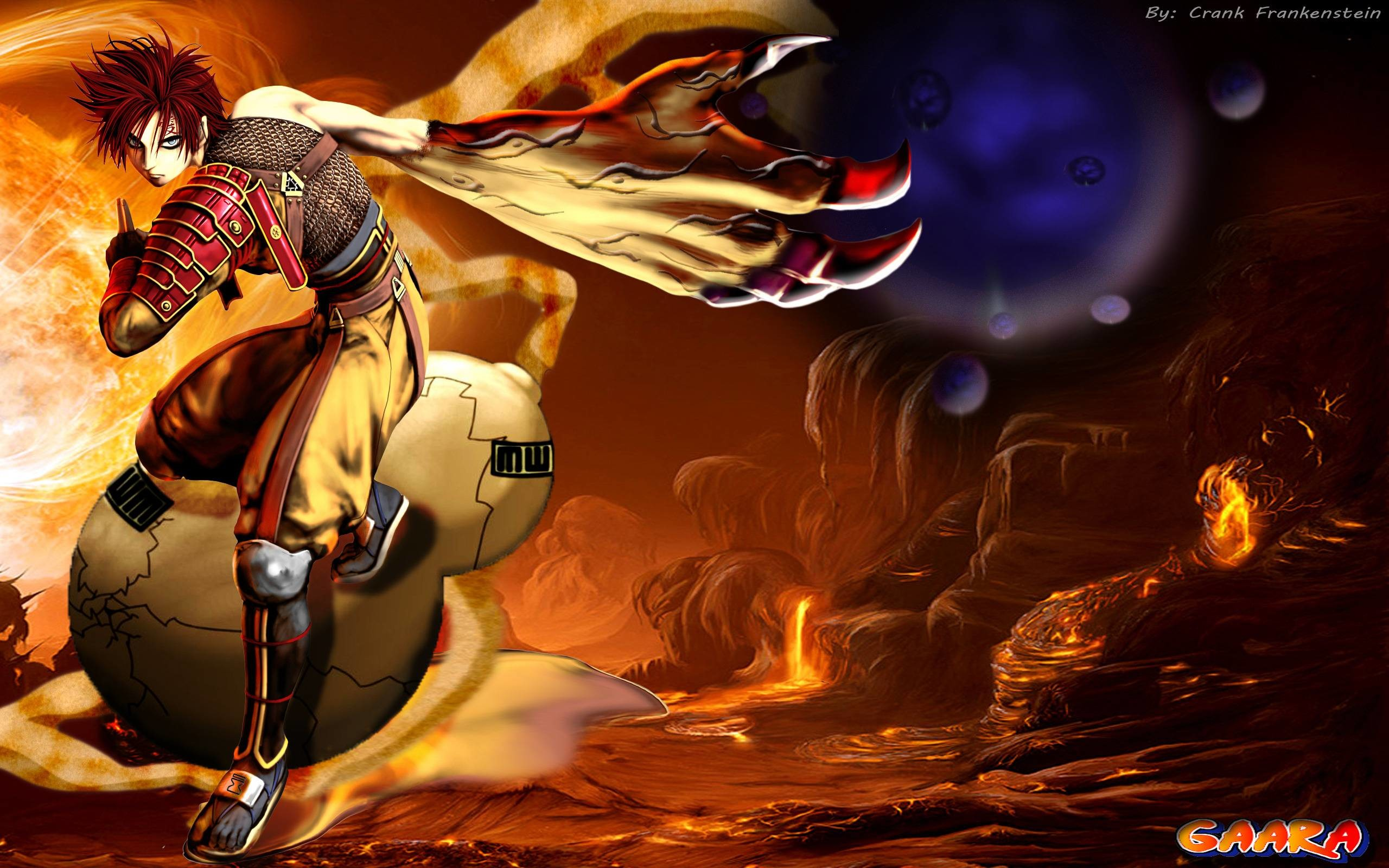2560x1600 Gaara Wallpaper - Full HD wallpaper search