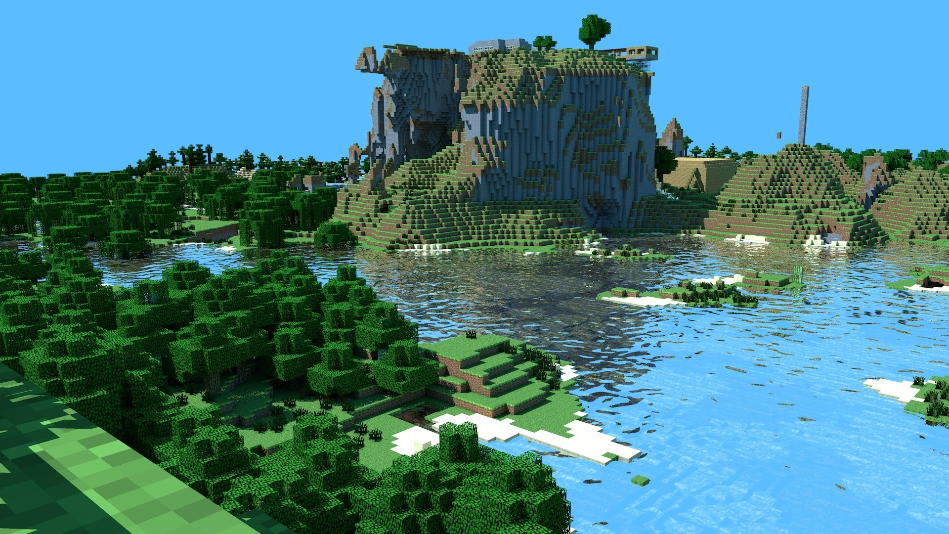 Minecraft Wallpaper Hd 80 Images