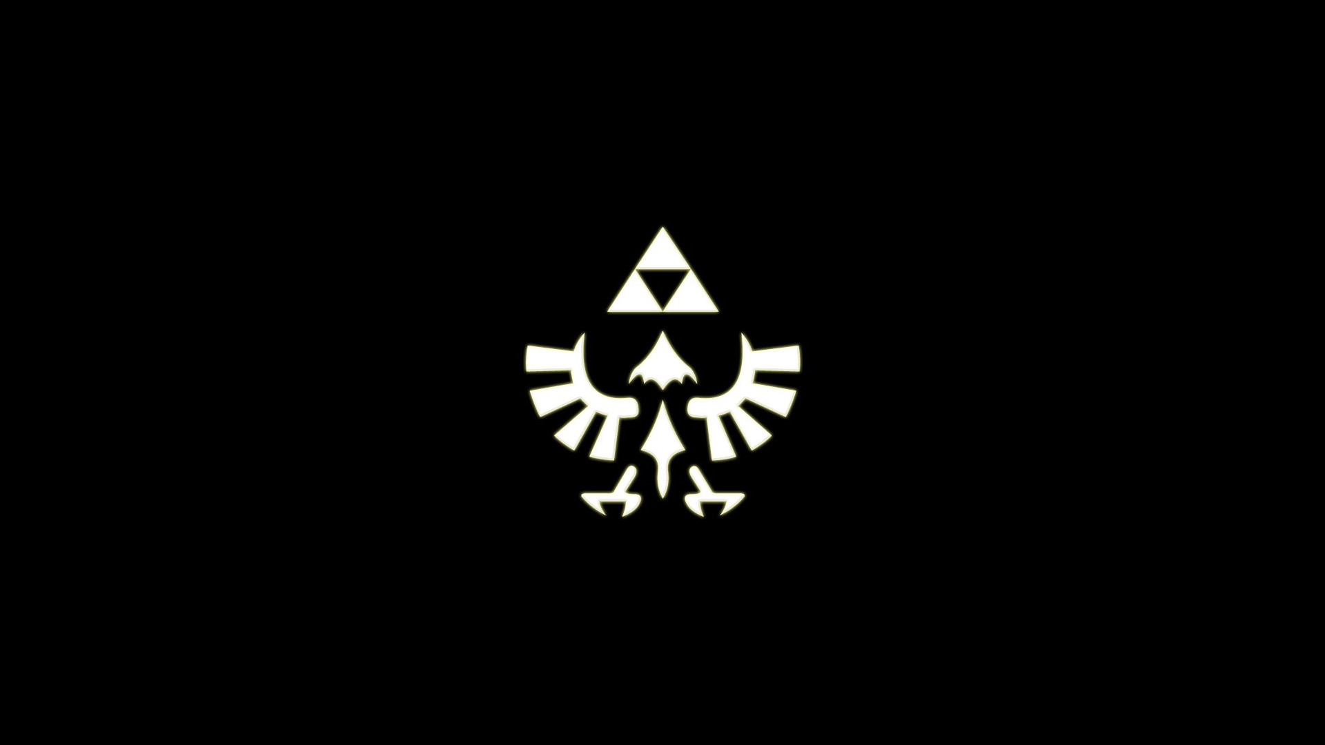 1920x1080 Triforce The Wallpaper  Triforce, The, Legend, Of, Zelda