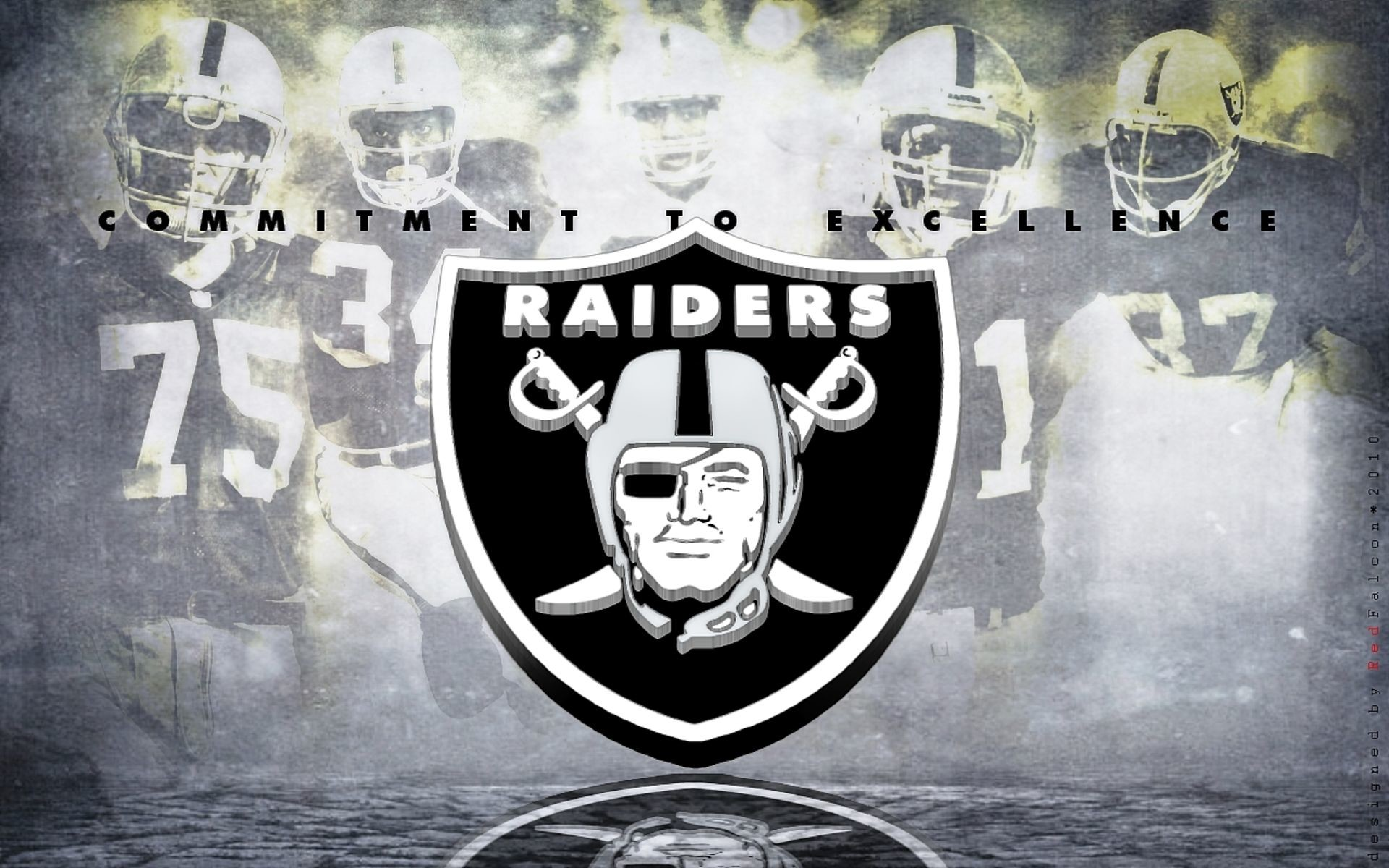 1920x1200 Oakland Raiders Logo Wallpaper 4816  px ~ WallpaperFort.com