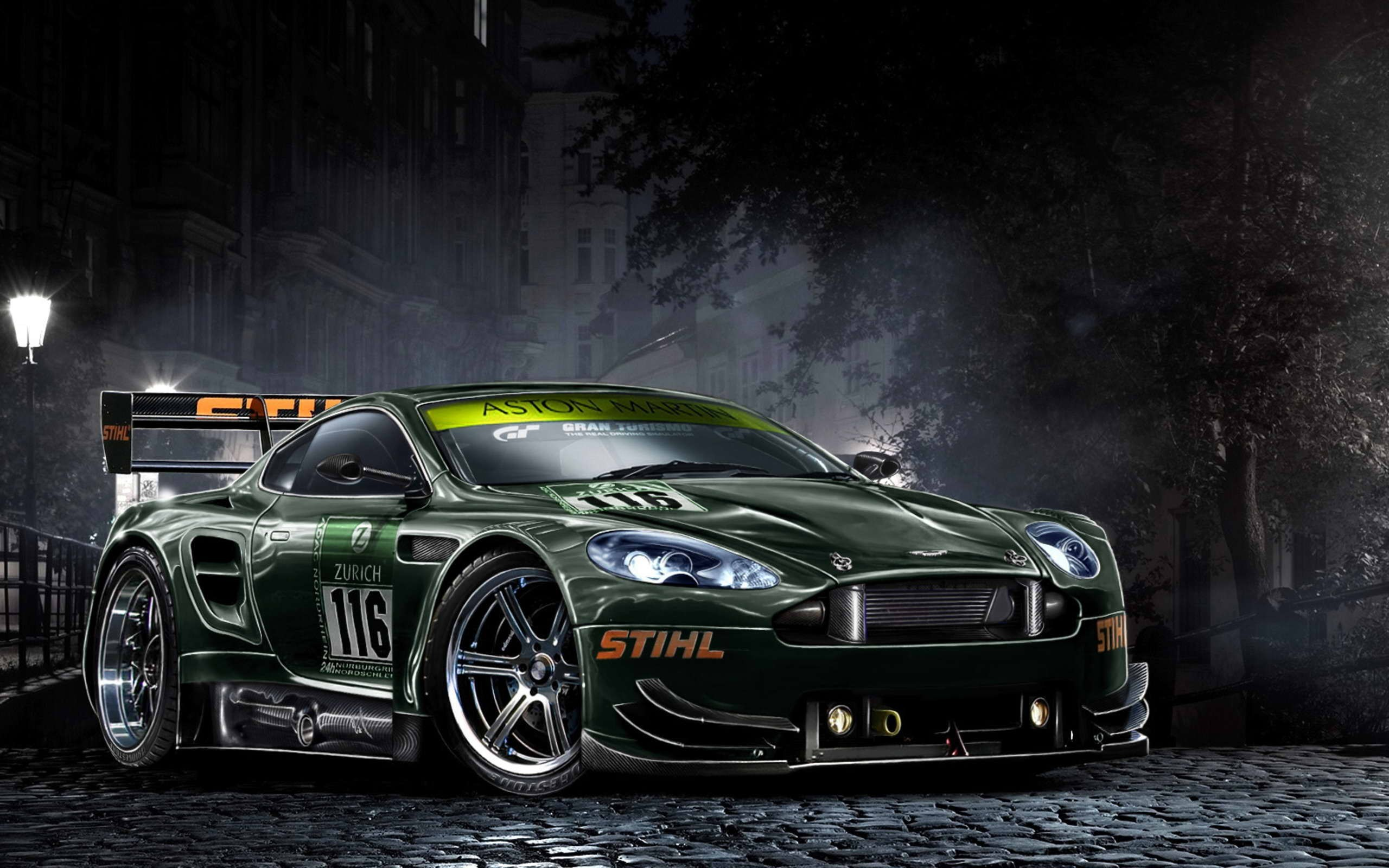2560x1600 Street Racing Cars Wallpaper for Gadgets