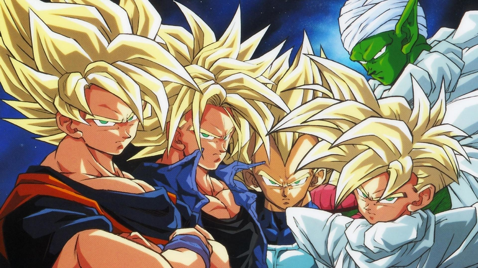 2160x3840 Dragon Ball Z Goku Vs Vegeta