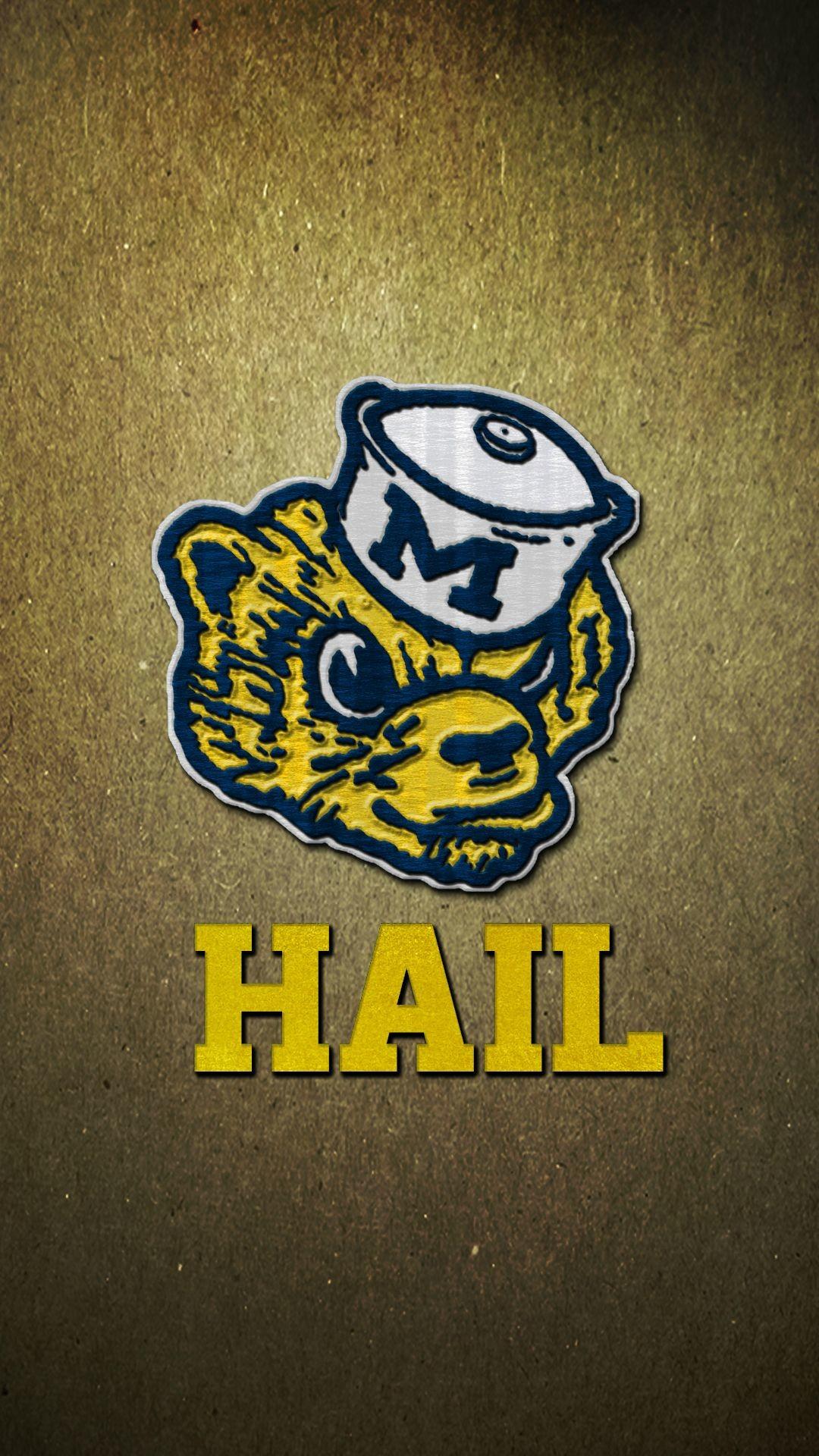 Michigan Wolverines Screensaver and