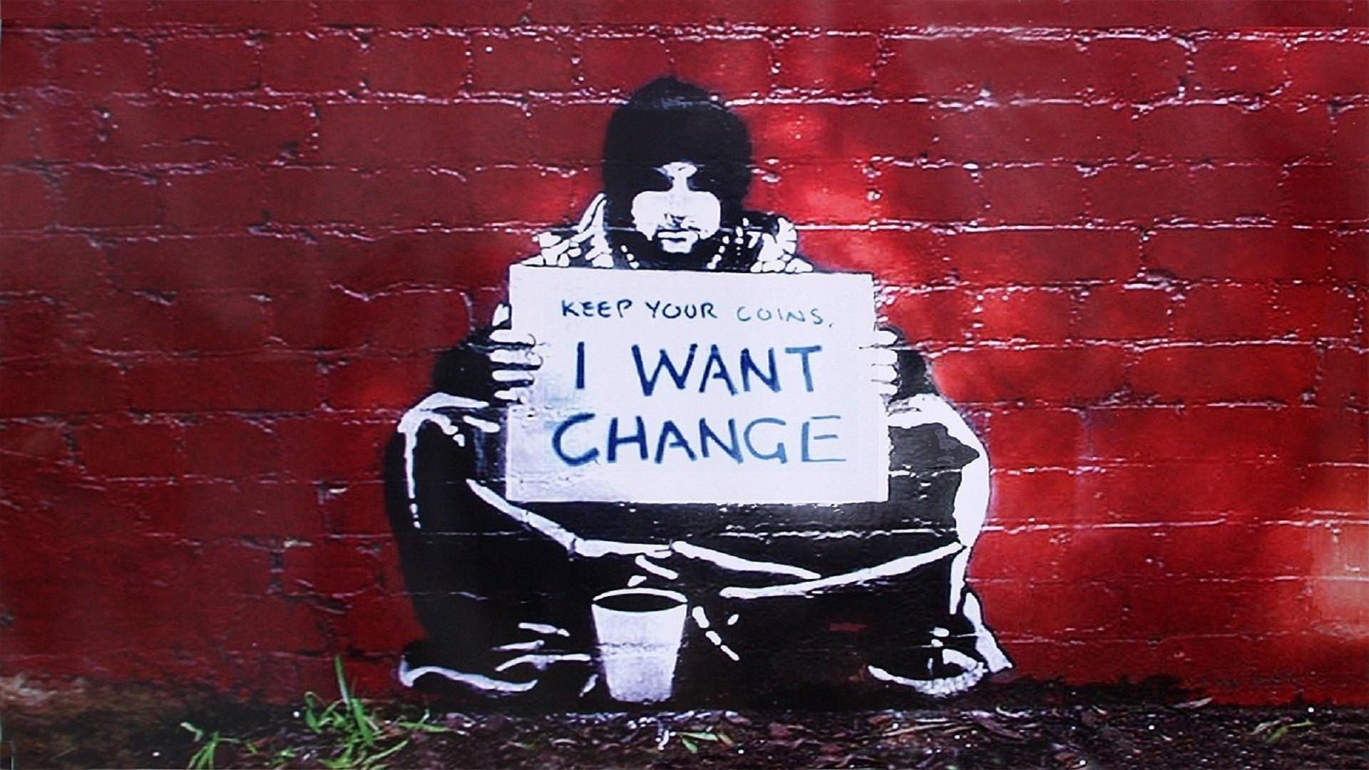 Banksy Art Wallpaper (66+ images)