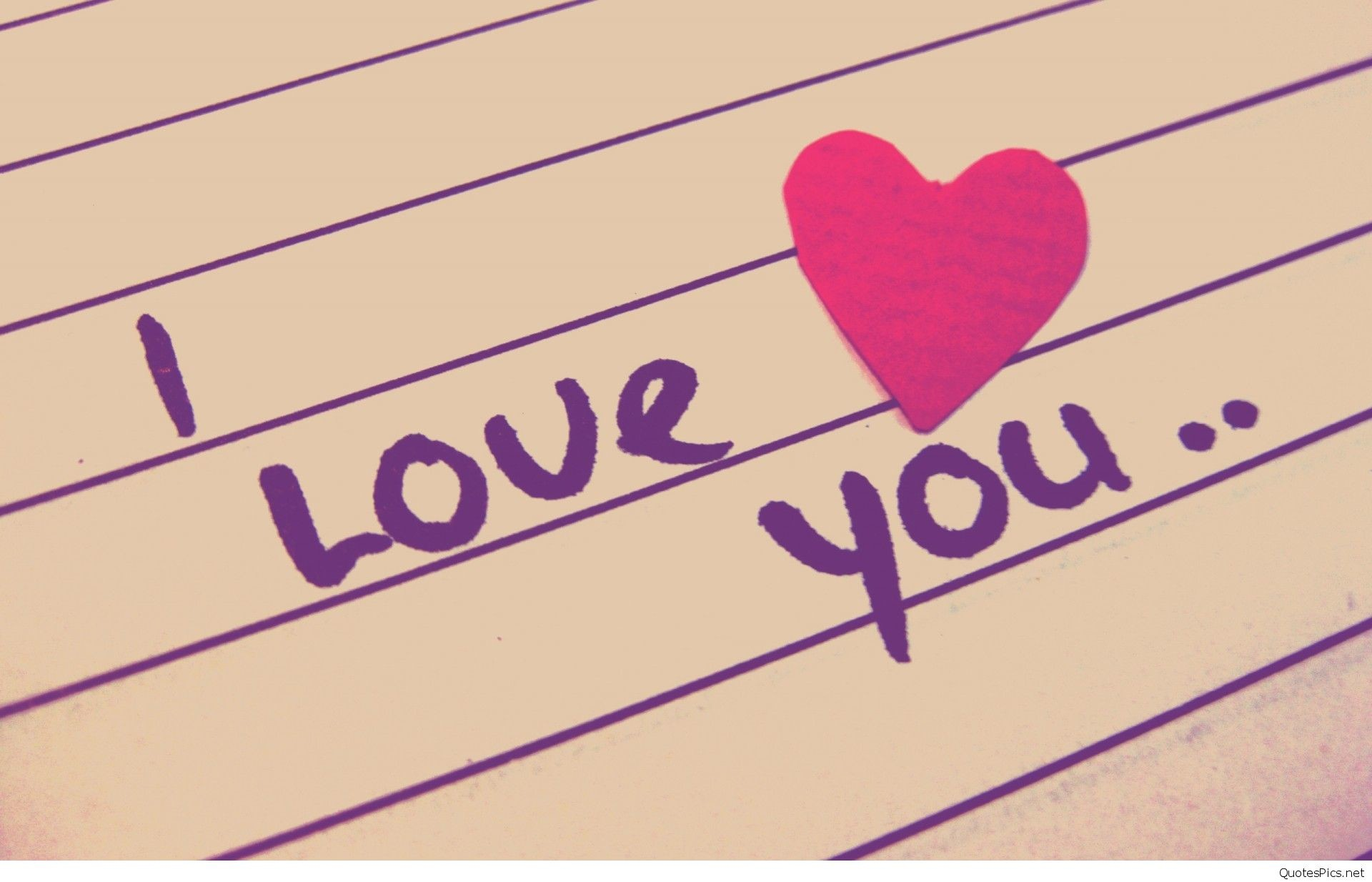 i love you wallpapers with quotes (56+ images)