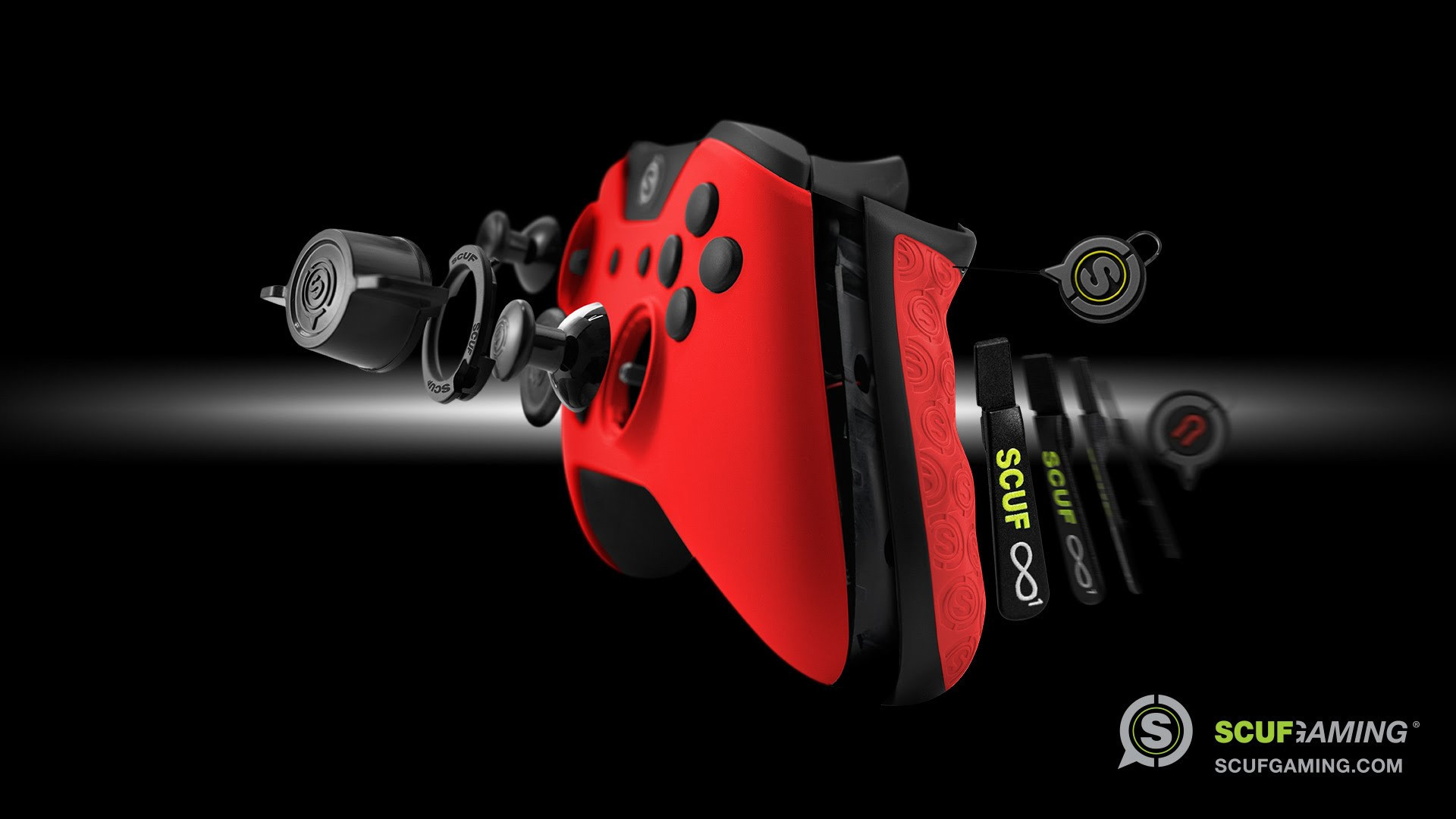 1920x1080 Scuf's Infinity1 Xbox One gamepad is like a lighter, cheaper Elite  Controller