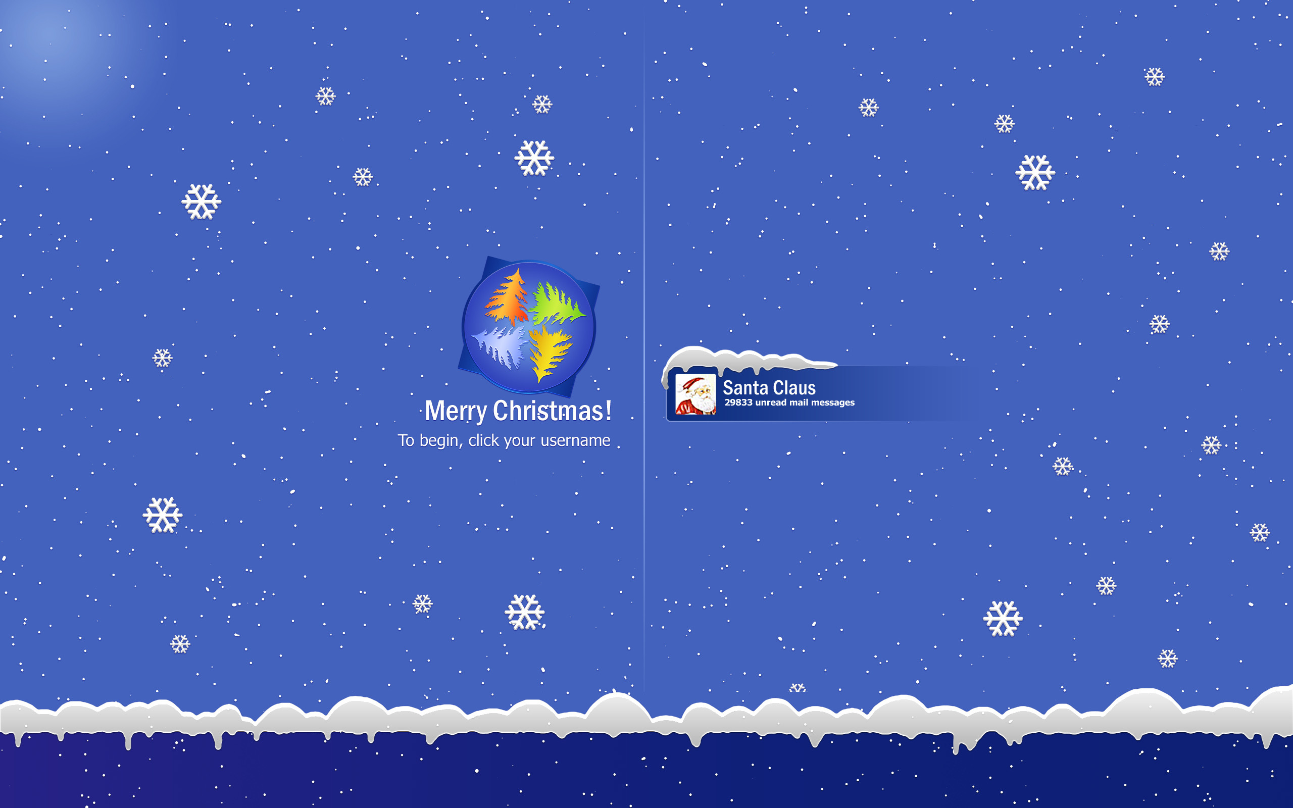 merry christmas computer wallpaper (67+ images)