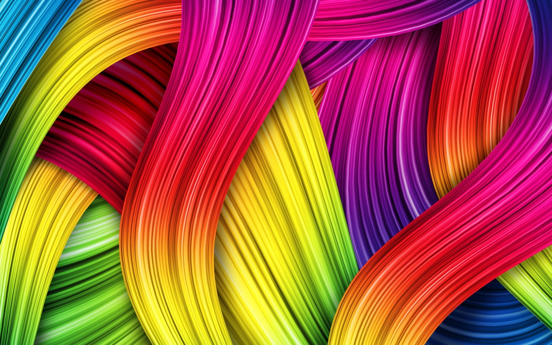 1920x1200 Colorful Abstract Art Wallpaper Background