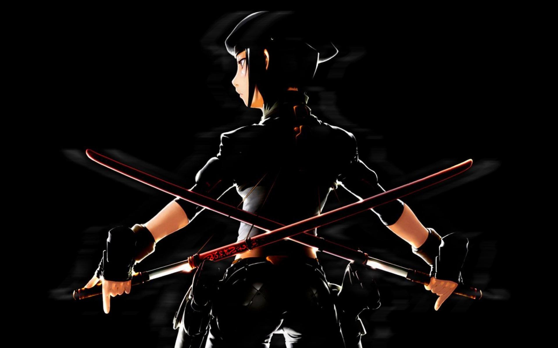 Female Ninja Wallpaper 59 images
