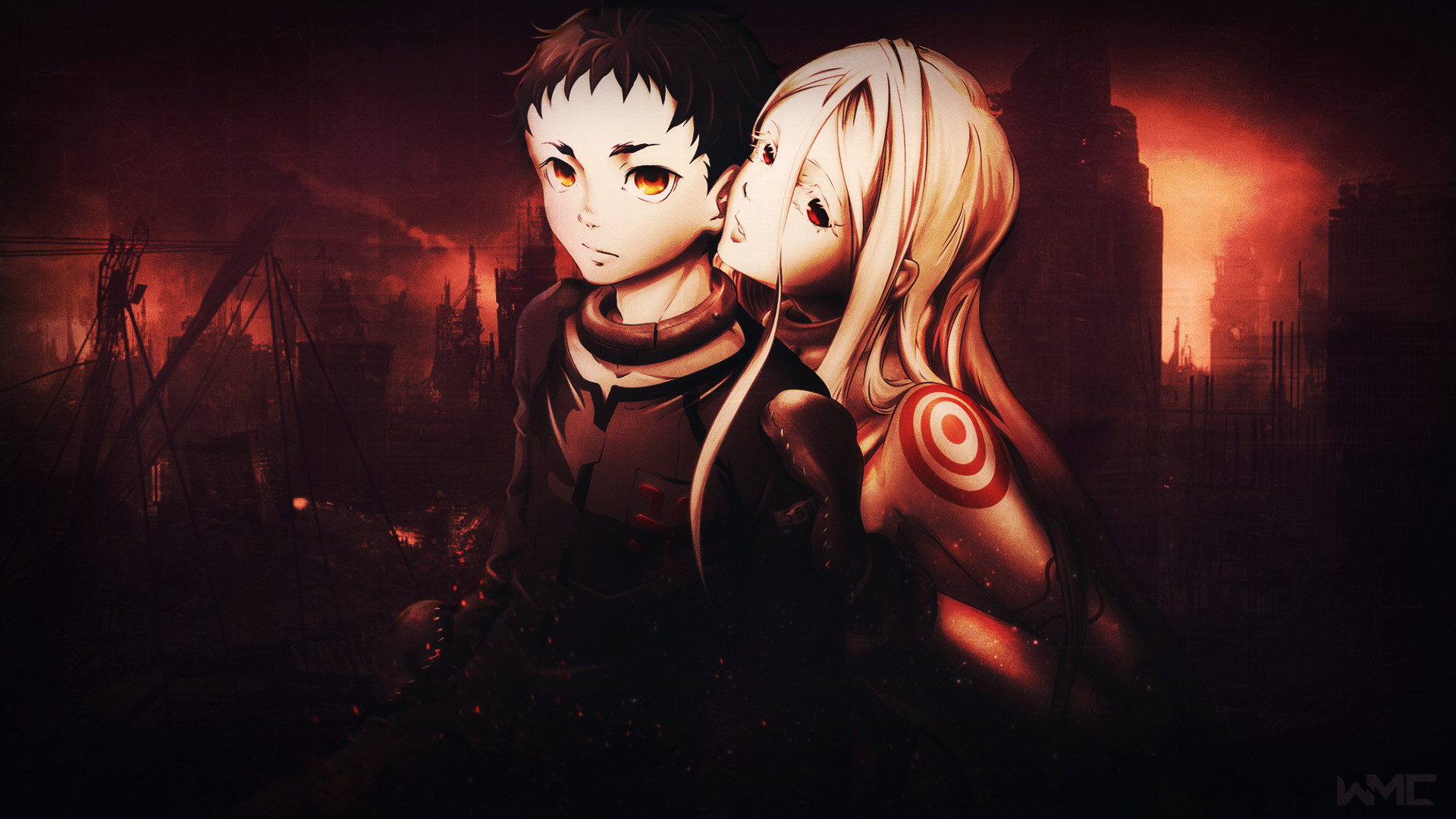 1920x1080 Deadman Wonderland Wallpaper by WhosMrChicken Deadman Wonderland Wallpaper  by WhosMrChicken
