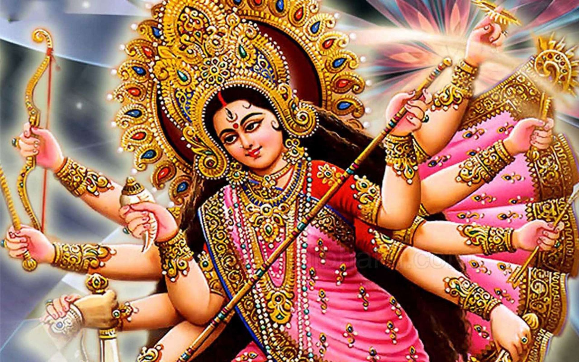 Picture full hd image of maa durga download