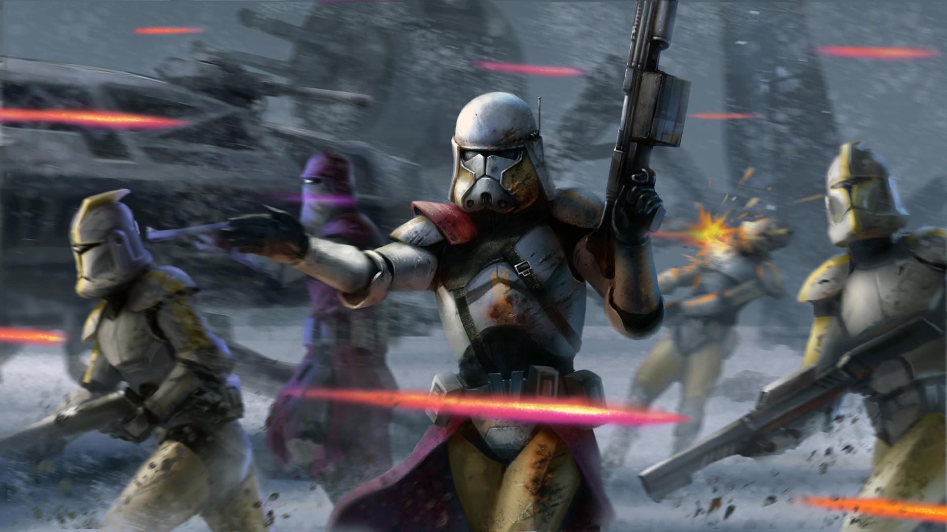 Clone Trooper Wallpaper 72 Images