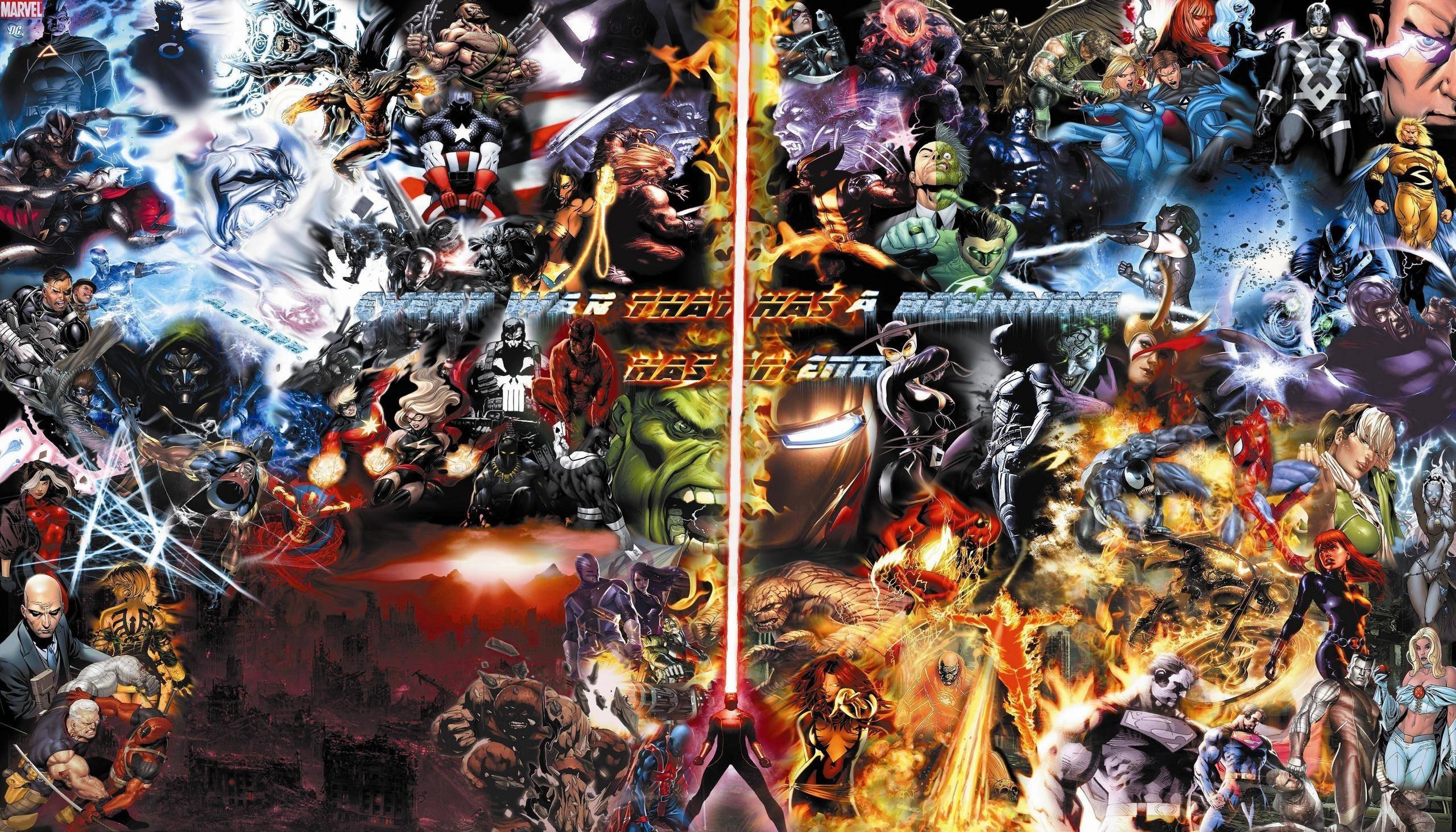 Dc Universe Wallpaper 62 Images