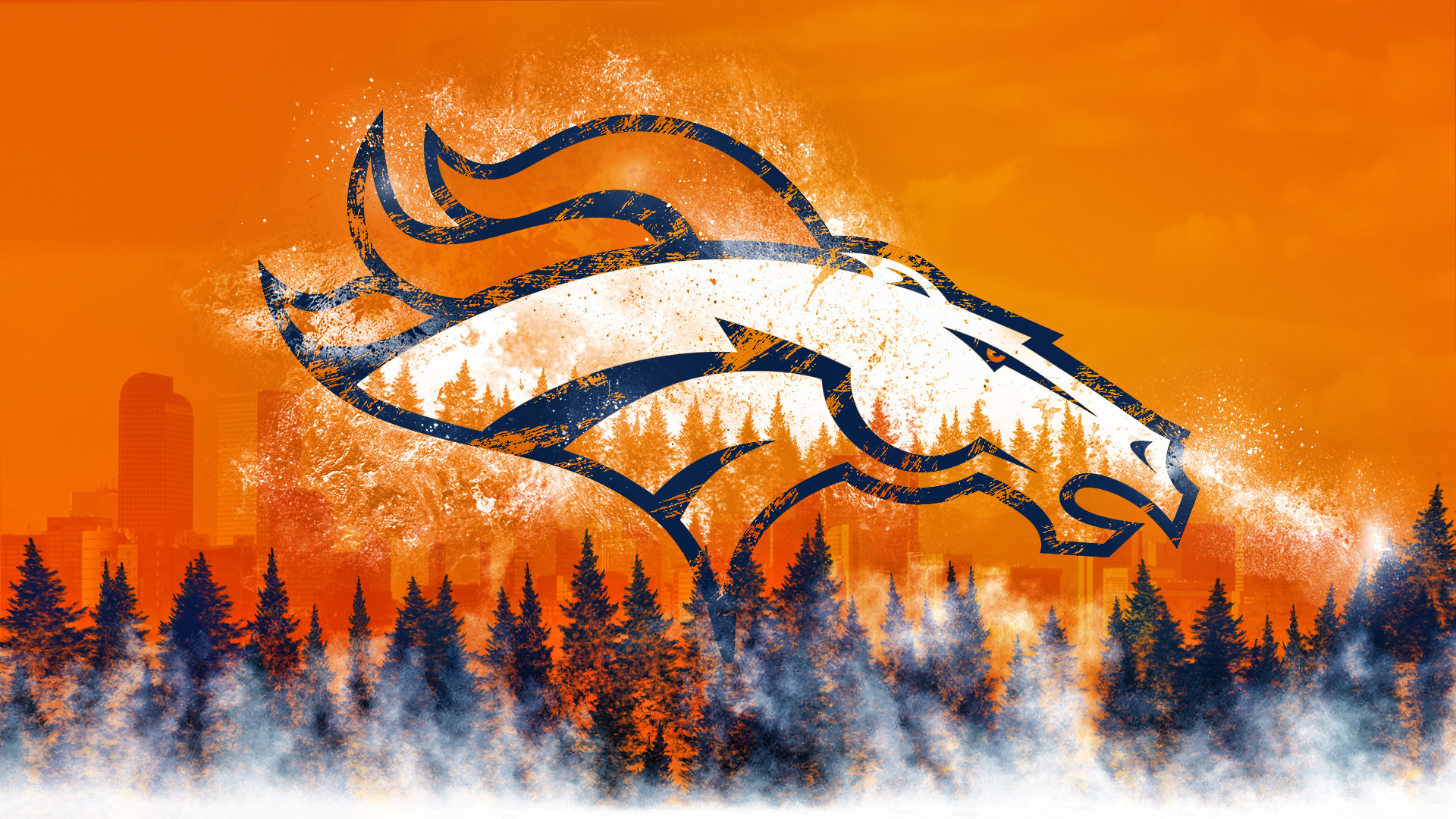 denver broncos desktop wallpaper  Denver Broncos Wallpaper Screensavers (69  images)