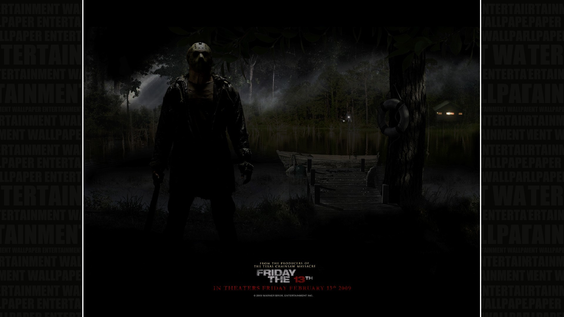 1920x1080 Friday the 13th Wallpaper - Original size, download now.
