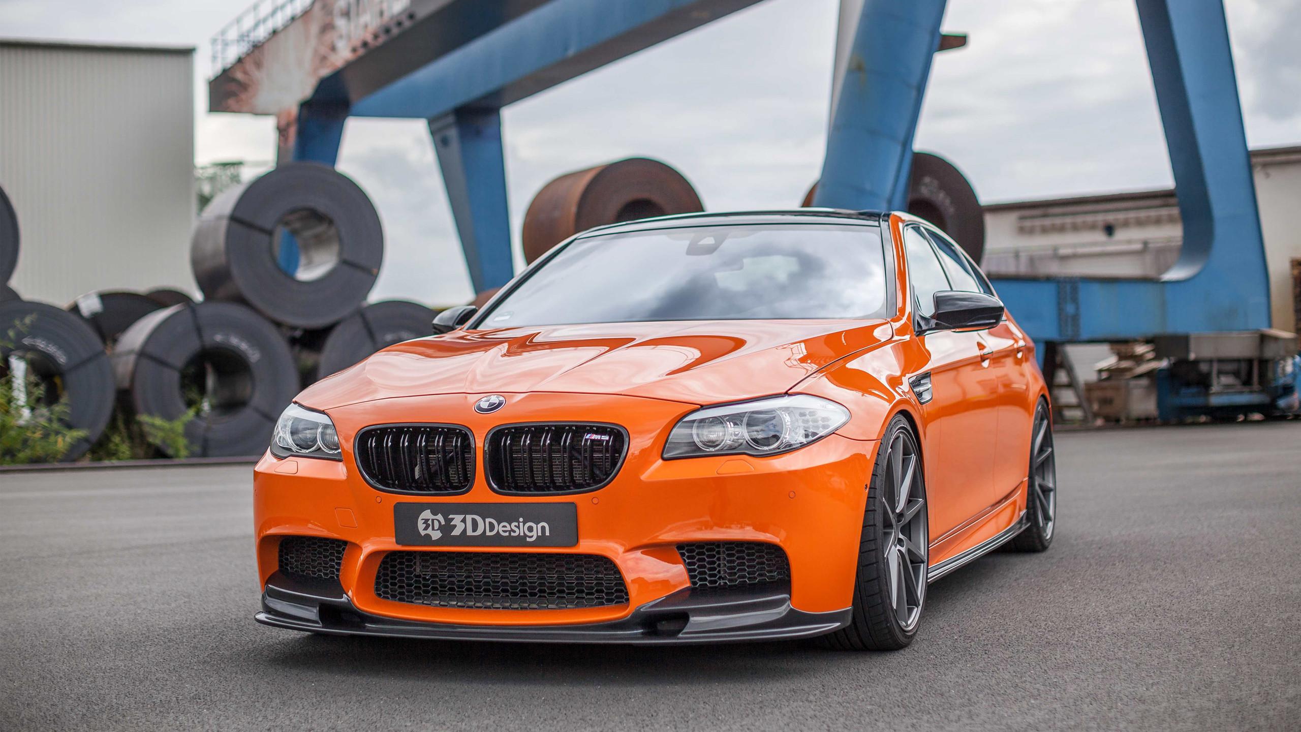 Charmant 1920x1080 BMW M5 E60 Crystal City Car 2014 Blue