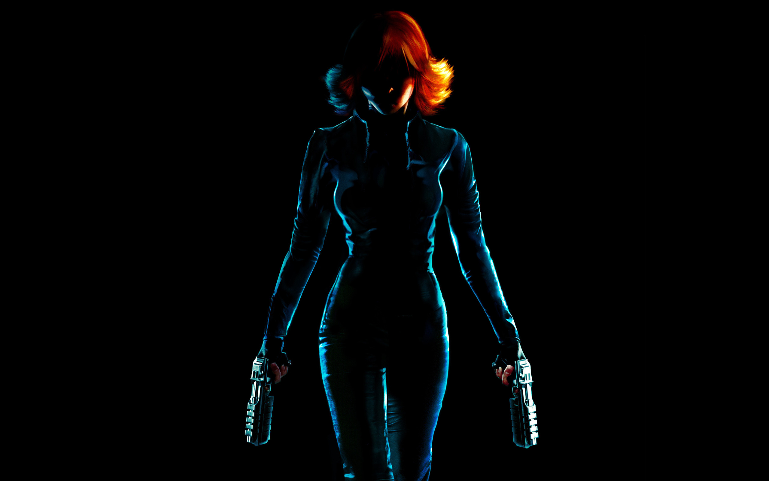 2560x1600 Perfect Dark Zero Xbox Game