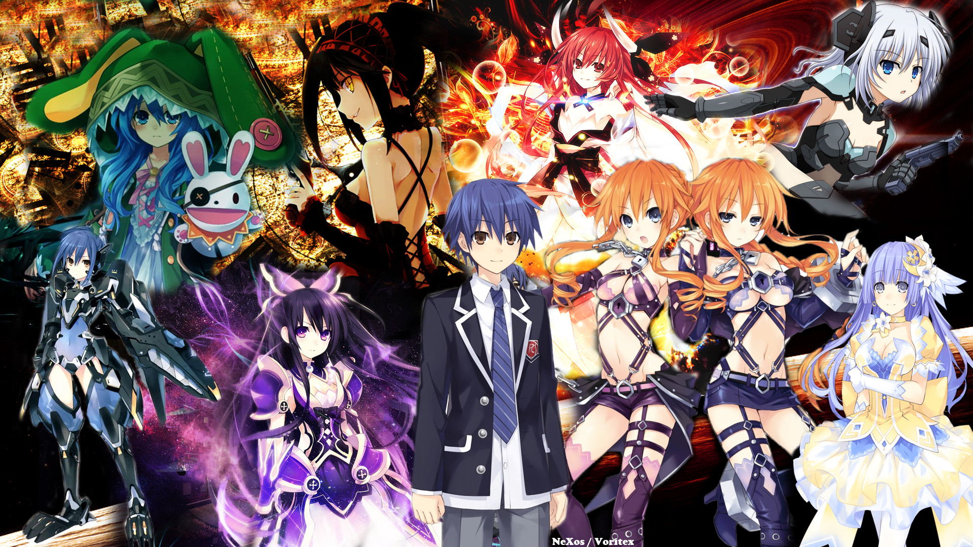 Date A Live Wallpaper 76 Images