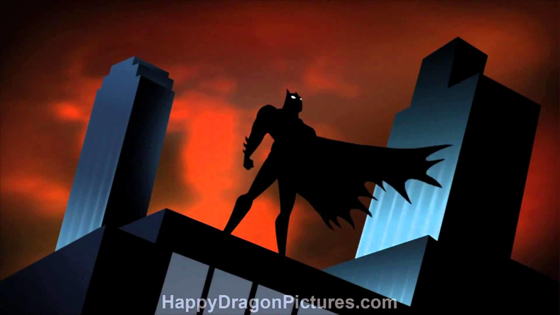 1920x1080 Batman HD Desktop Mobile Wallpaper Profile Image The Animated Series