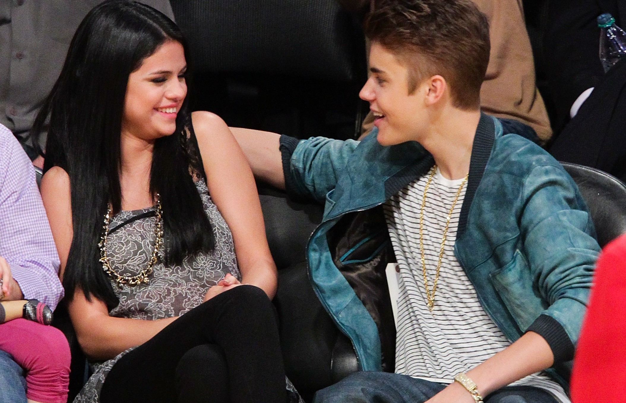 2108x1360 Lost Love photos of Justin Bieber and Selena Gomez so Cute