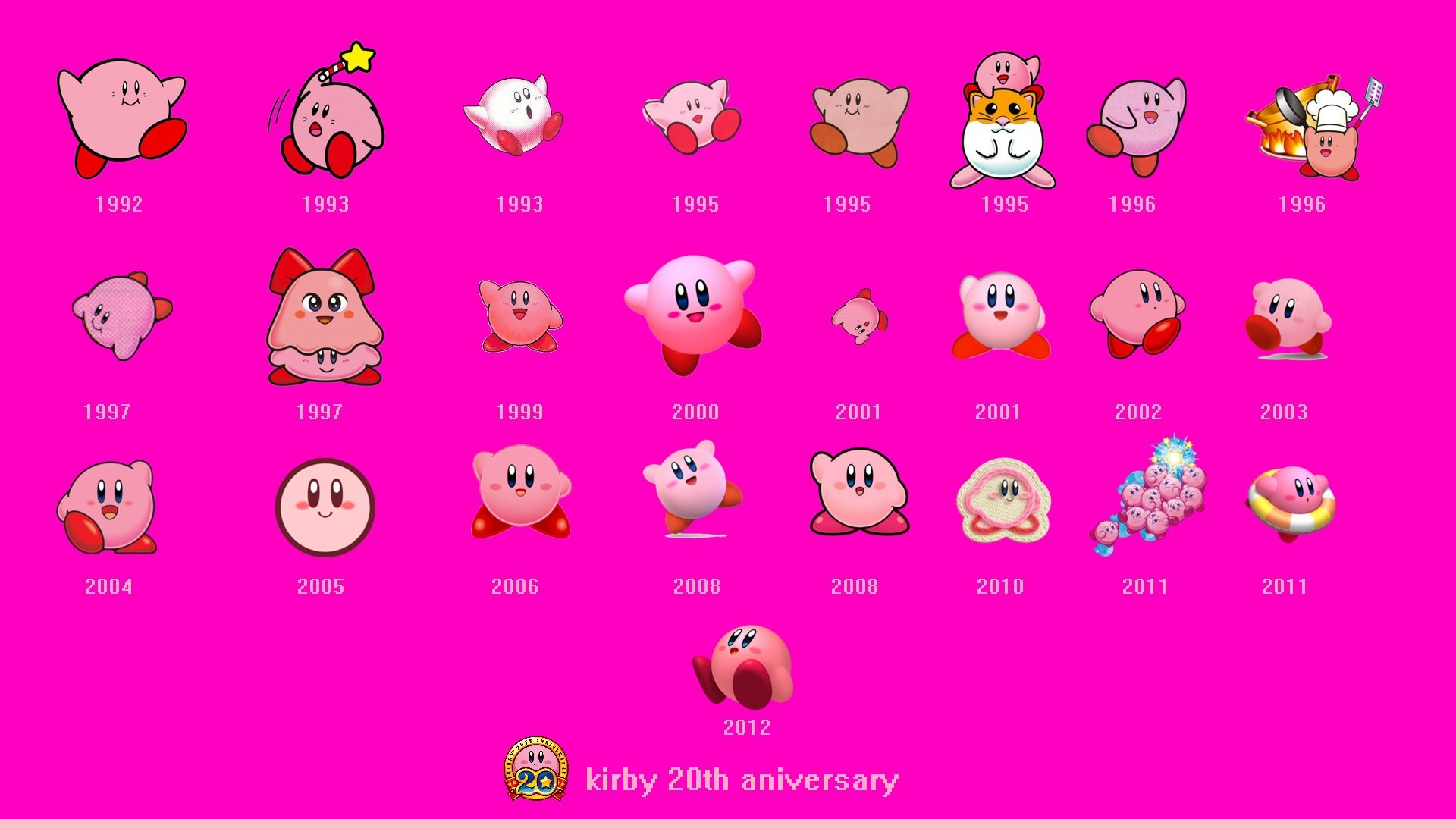 Kirby Wallpaper 84 Images