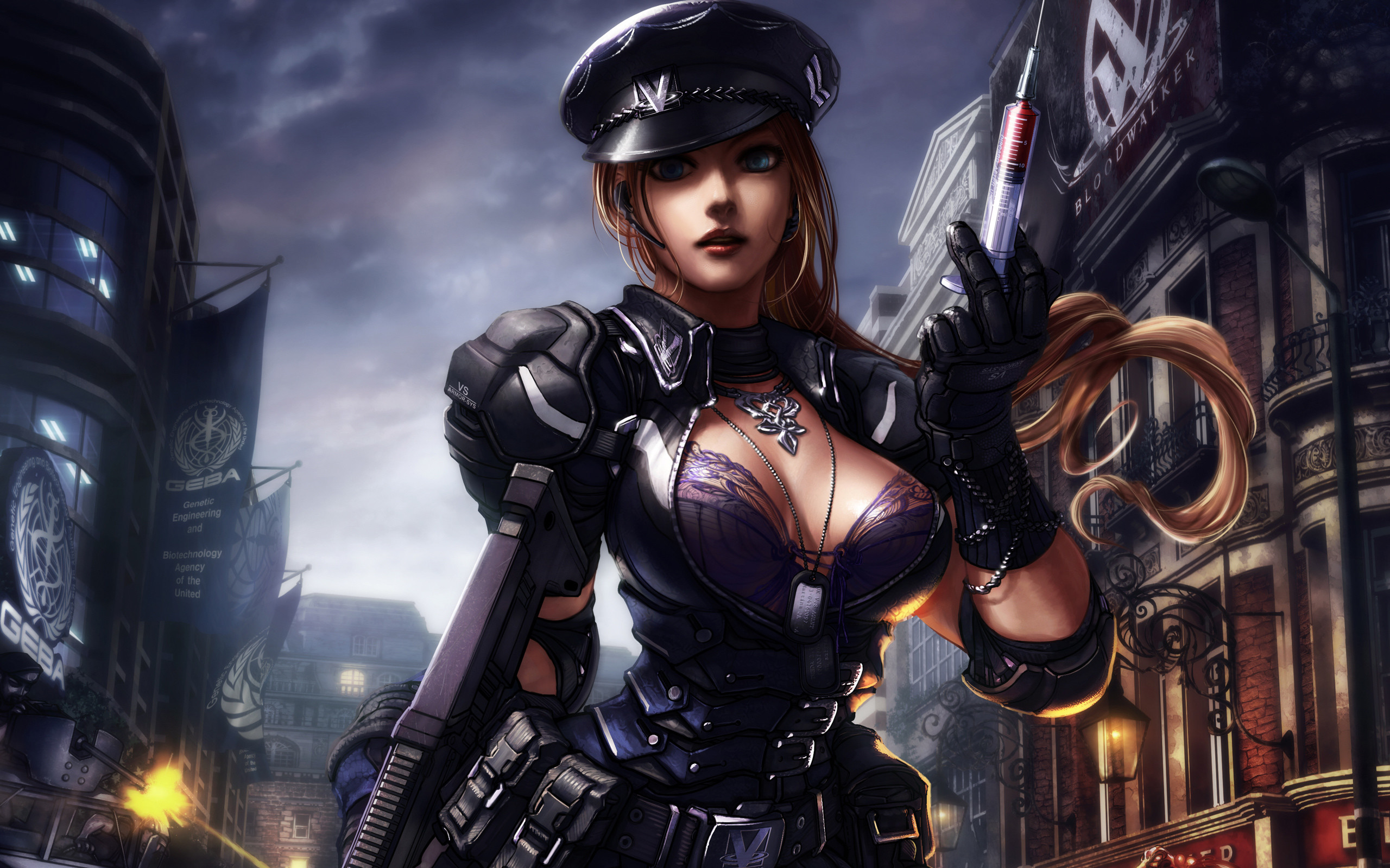 Game Girl Wallpapers (61+ images)