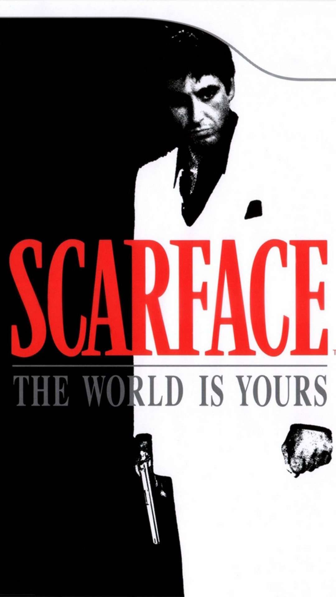 1080x1920 Scarface Wallpapers for Galaxy S5