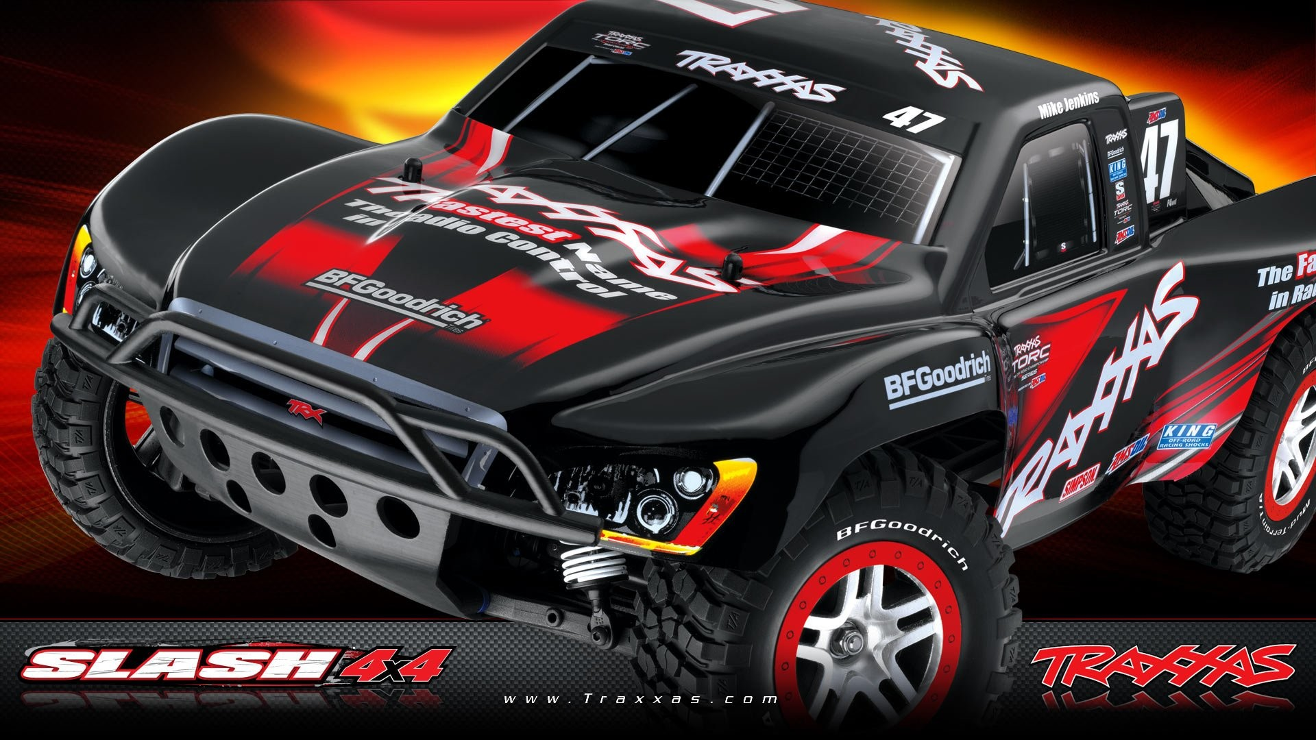 1920x1080 Traxxas Slash 4X4 · traxxas slash