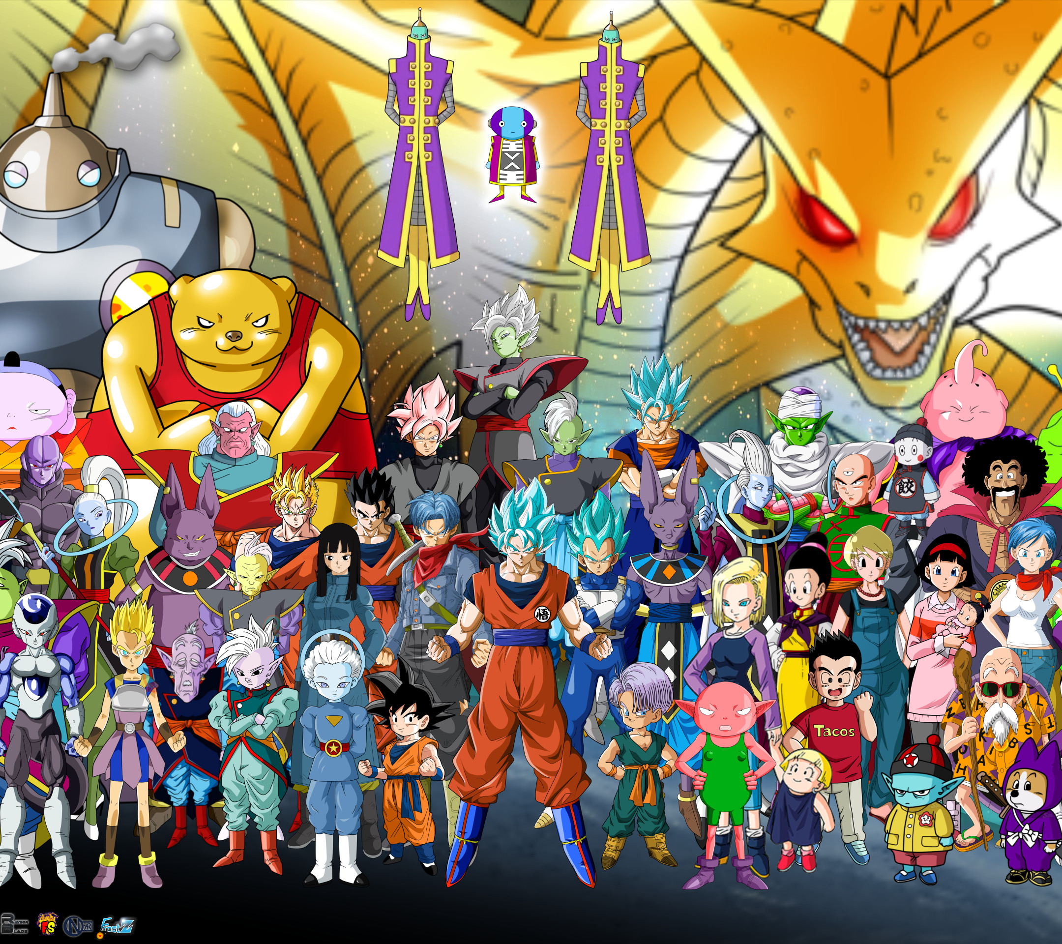 Dragon Ball Super Wallpaper Android Hd: Dragon Ball Super Wallpapers (57+ Images