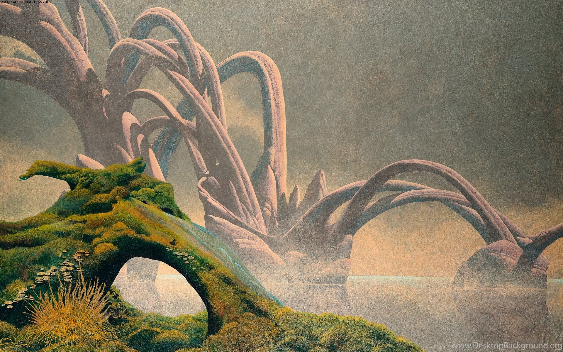 1920x1200 Roger Dean Wallpapers