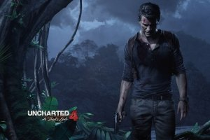 Uncharted 4 Wallpaper HD 3840x2160 ios