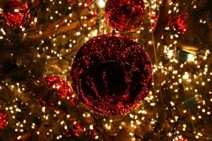 vertical Christmas Lights Wallpapers and Screensavers 2560x1600 photos