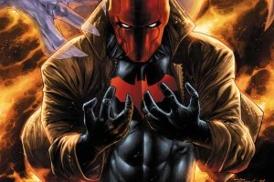 Red Hood Wallpaper HD 1920x1080 windows 10
