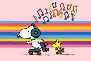 Snoopy and Woodstock Wallpaper 1920x1200 for meizu