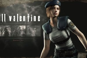Resident Evil Jill Valentine Wallpaper 1920x1080 for windows 10