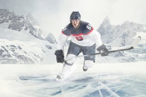 Ice Hockey Wallpaper 2880x1800 for android