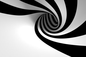 top Black and White Swirl Wallpaper 2560x1600 for hd 1080p